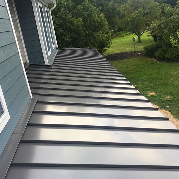 Metal Roofing Roofer MD