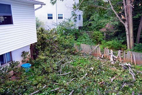 Wells Home Improvements Insurance Work