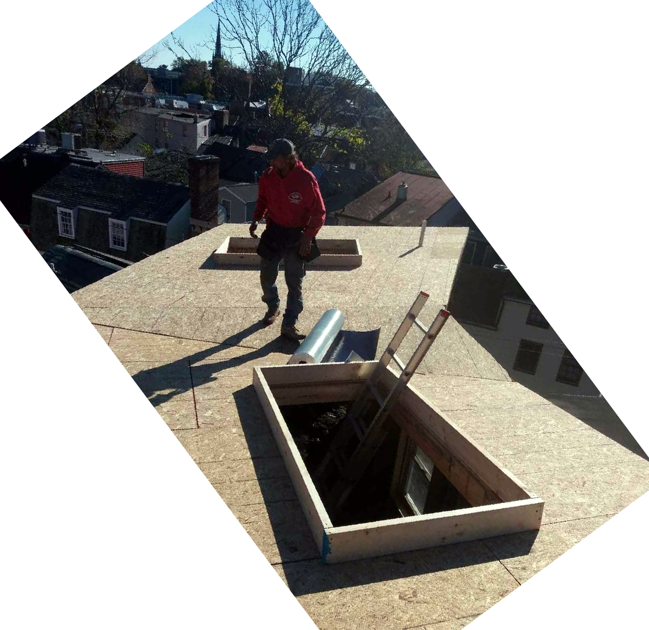 Roofers and Gutters in Annapolis, 21409