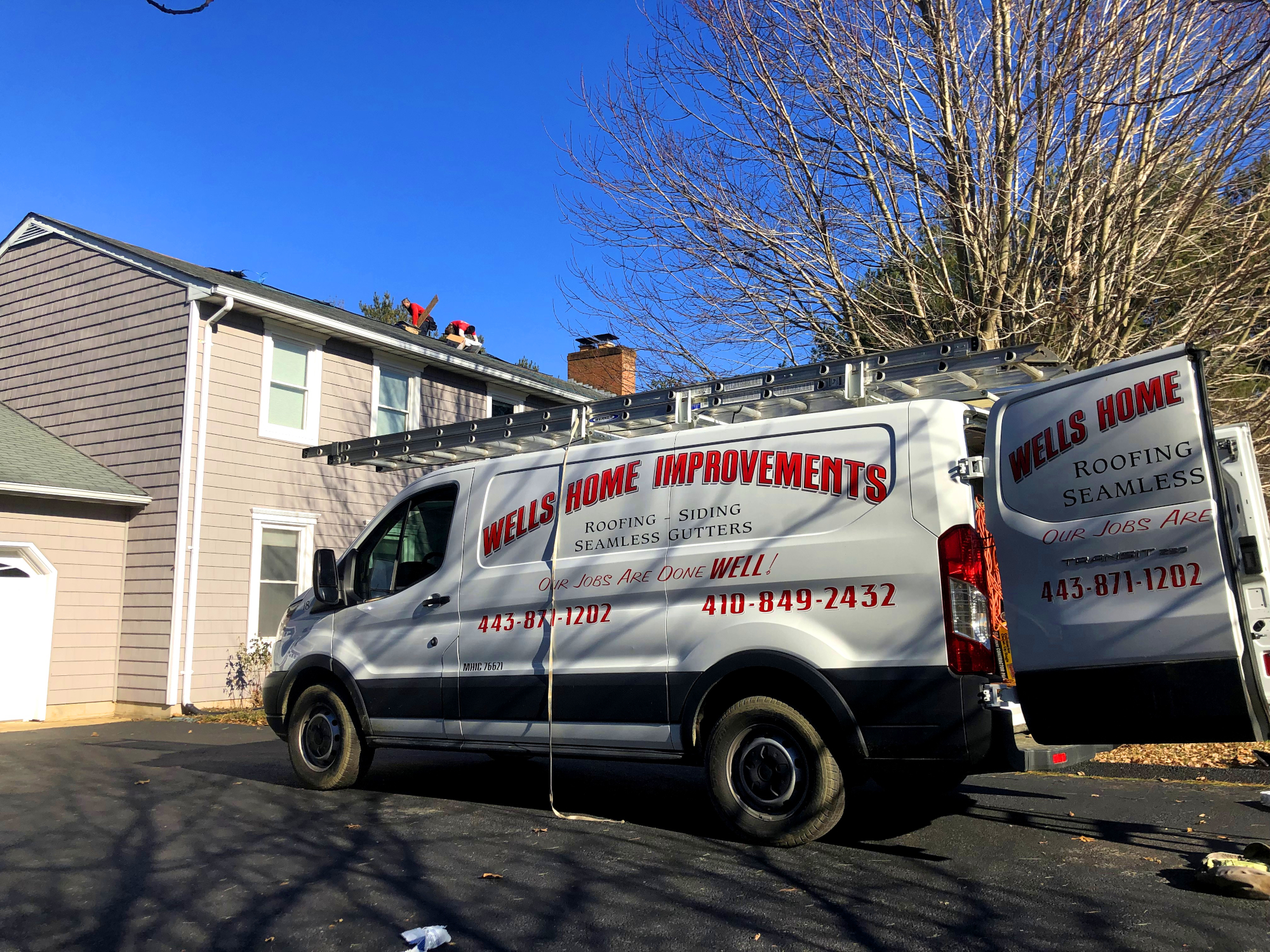 Chartwell Roofers 21146