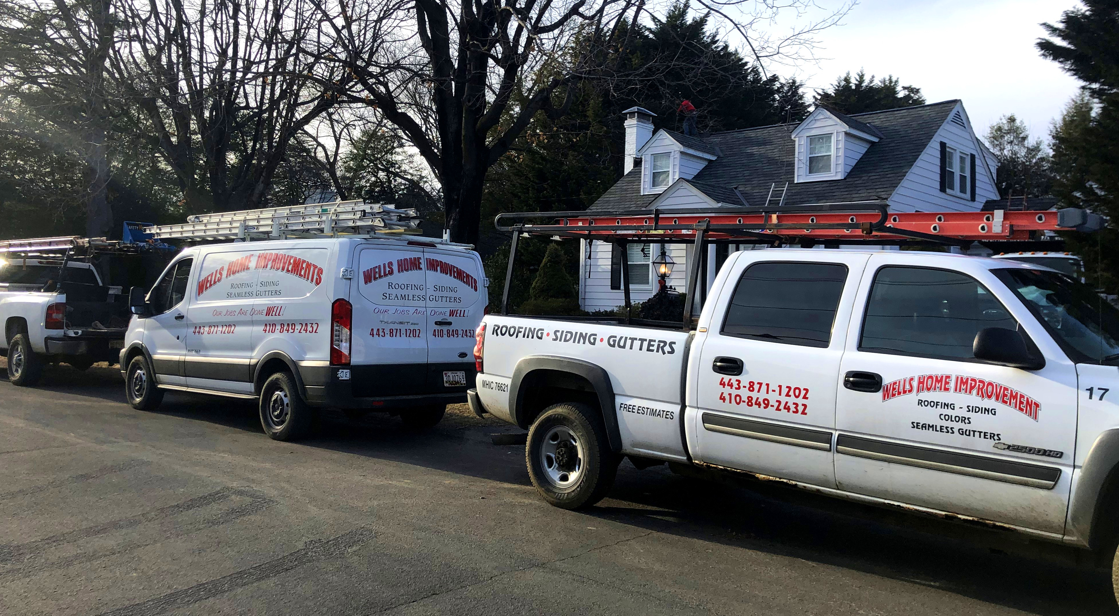 Chartwell Roofers Repair and Replace