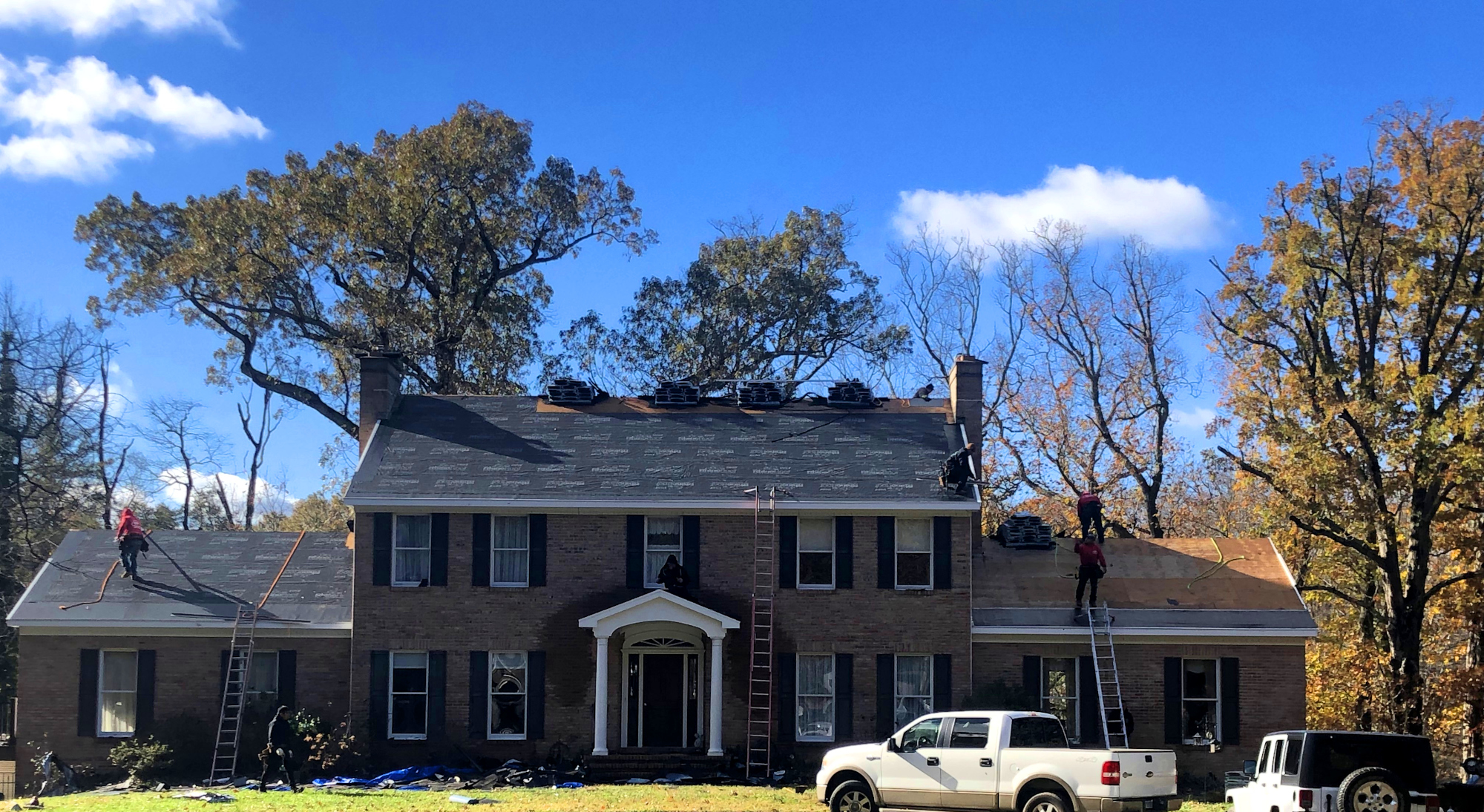 Columbia Roofers Repair and Replace