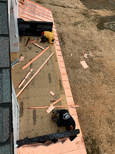 copper roofing annapolis md