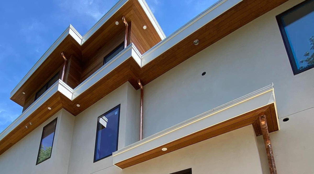 Copper Roofing Company in Annapolis, MD 21403