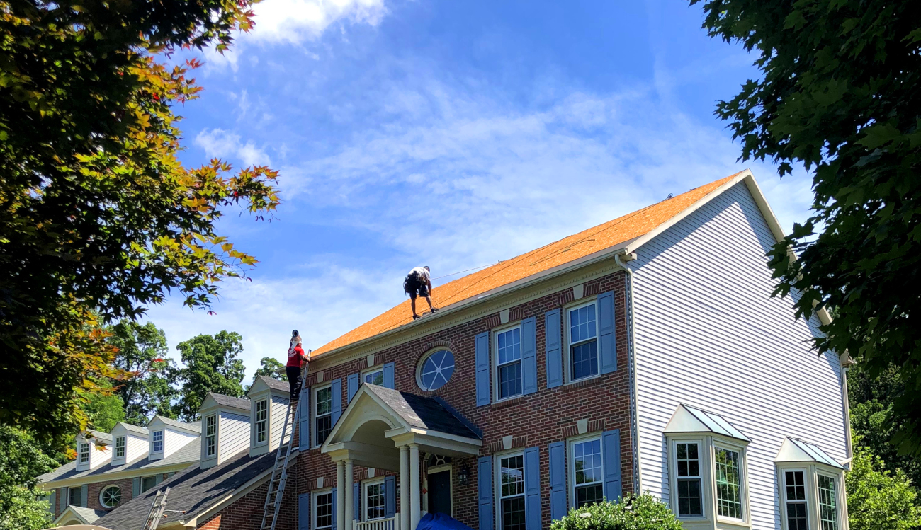 Fulton Roofers Repair and Replace