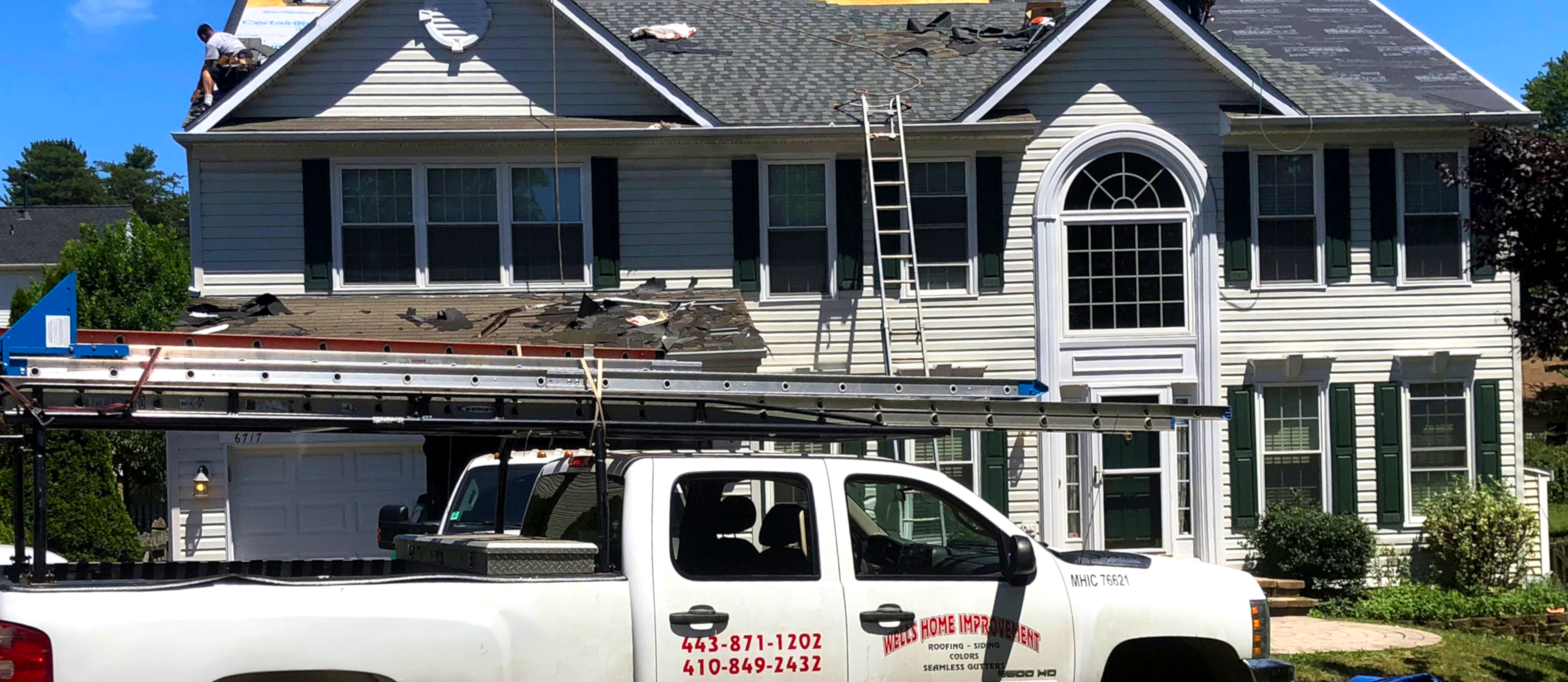 Hanover Roofers Repair and Replace