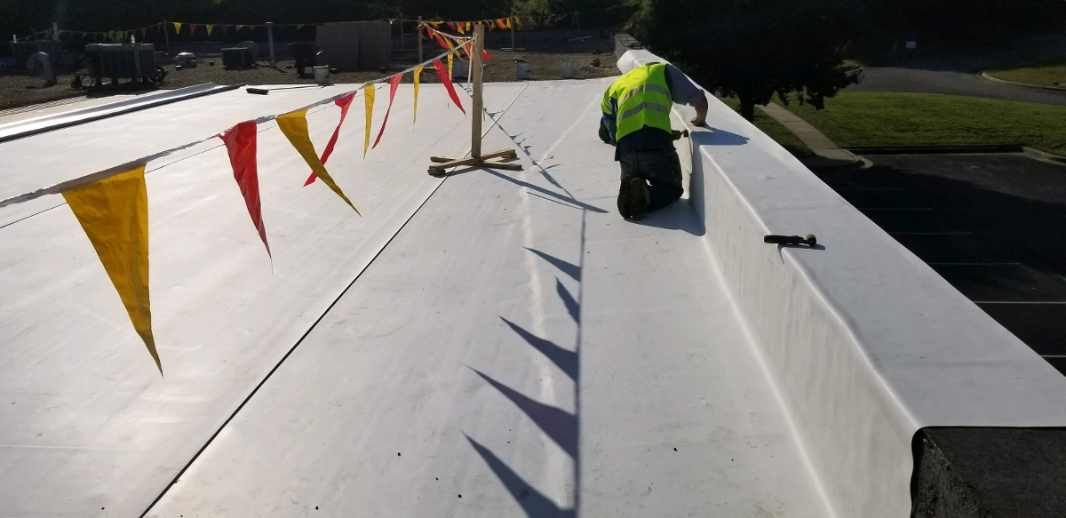 Harwood Roofers Repair and Replace