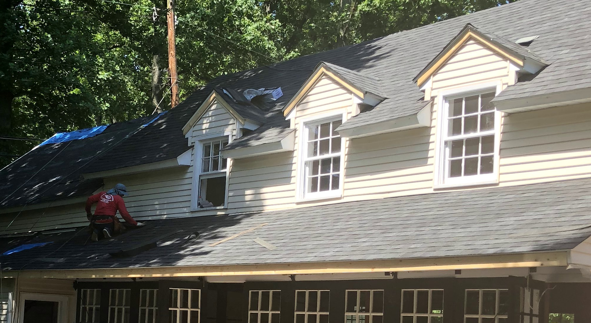 Hickory Ridge Roofers Repair and Replace