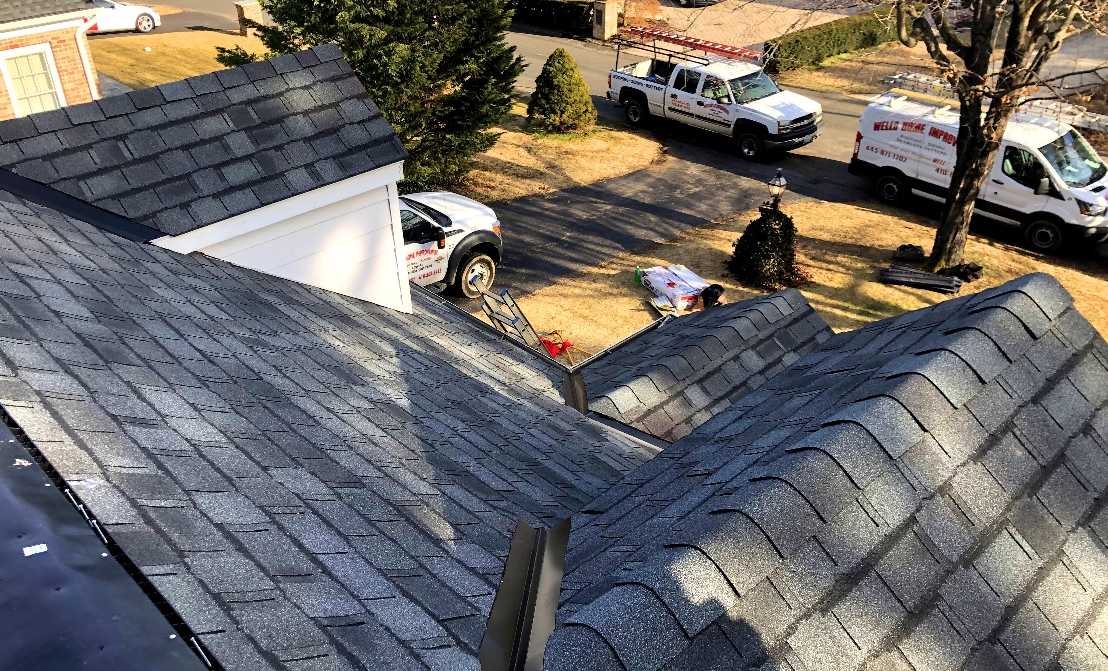 Lake Shore Roofers Repair and Replace