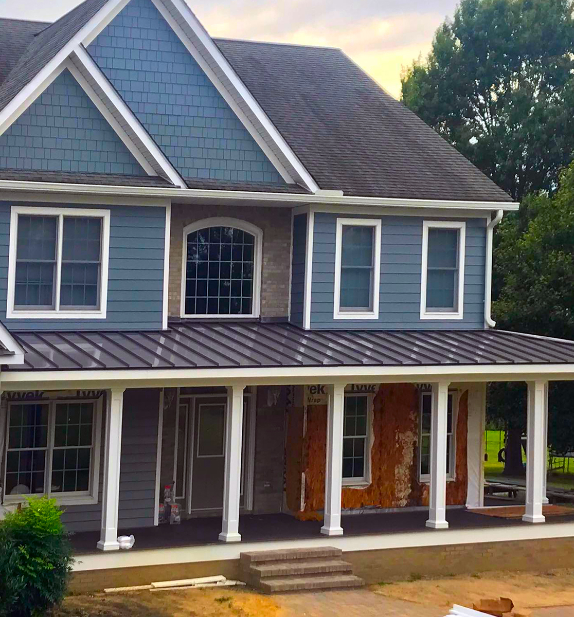 metal roofing anne arundel county md