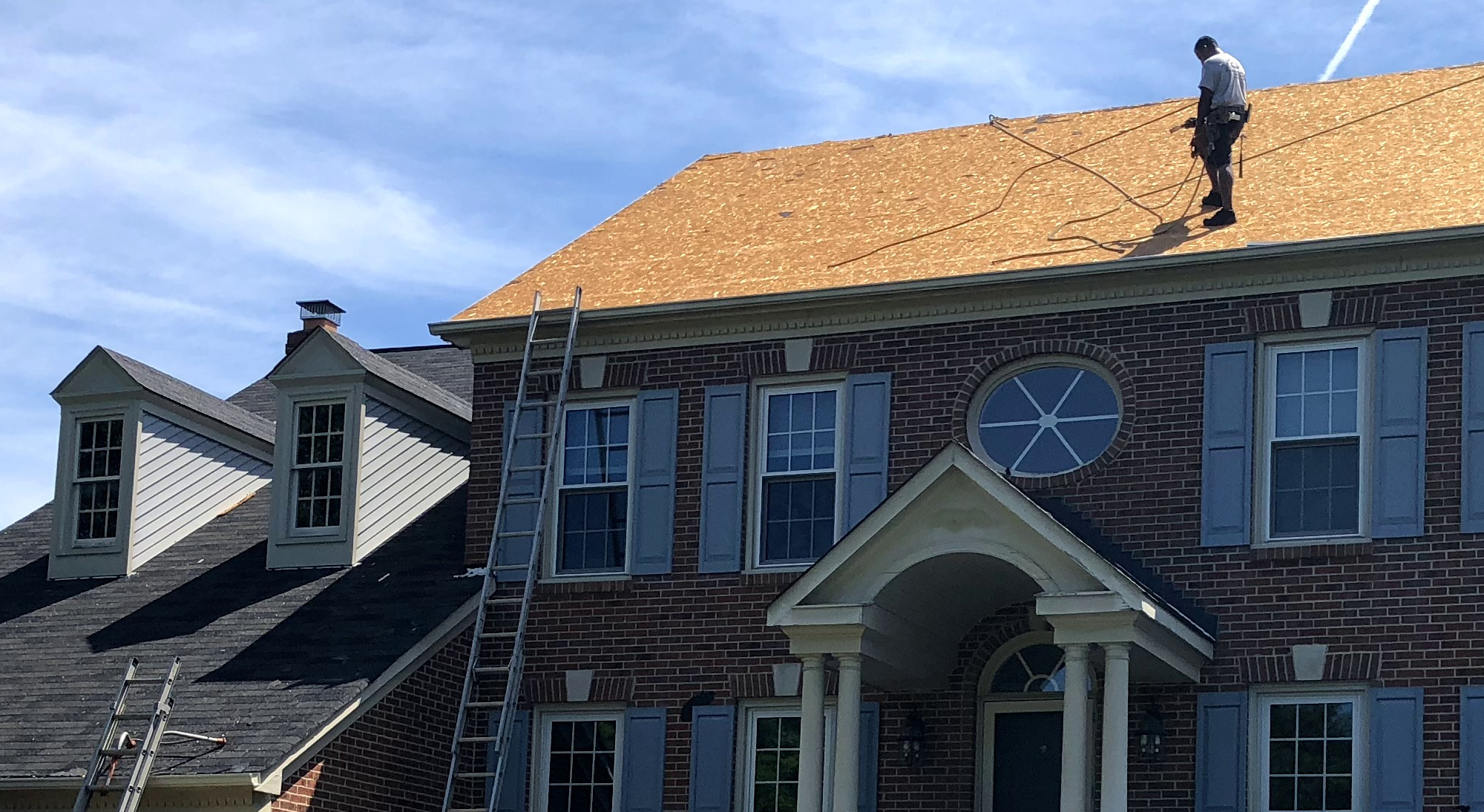 Oakland Mills Roofers Repair and Replace