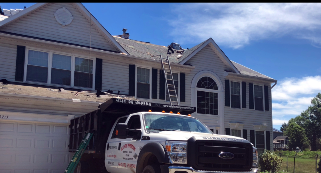 Odenton Roofers Repair and Replace
