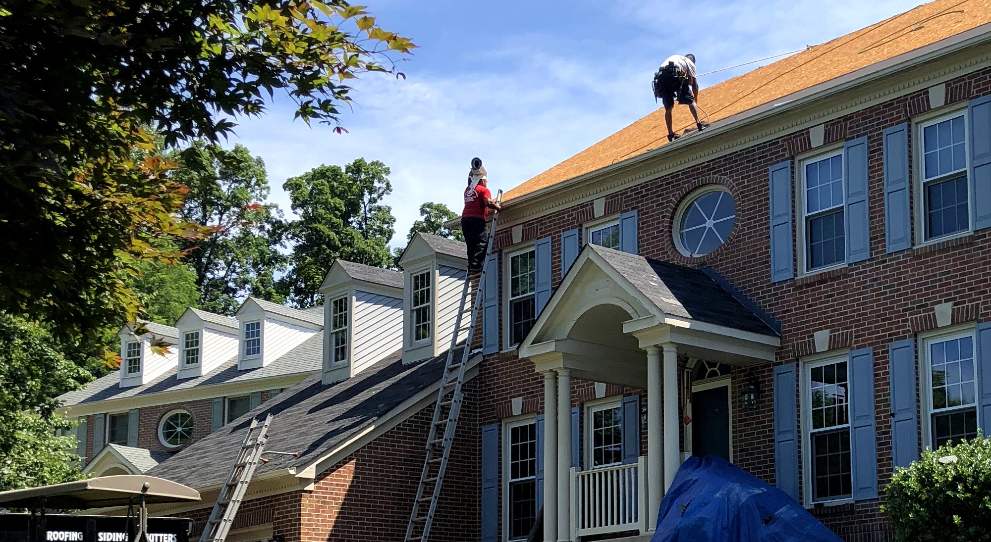 Owen Brown Roofers Repair and Replace