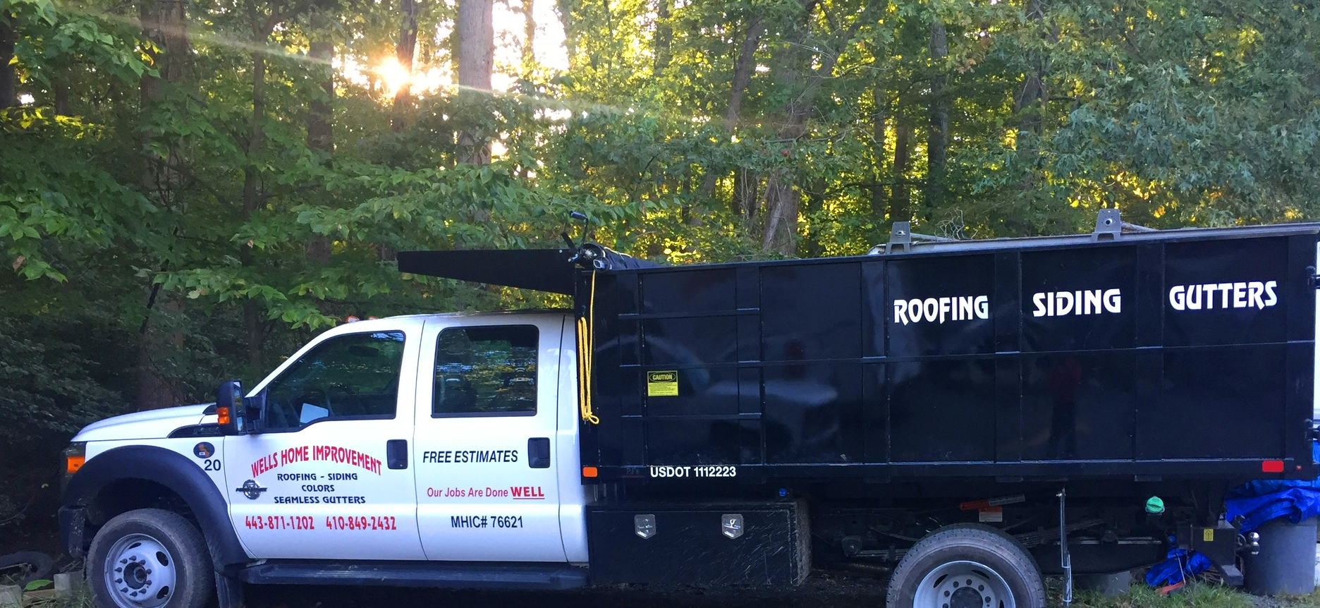Commercial and Residential Roofers in Bowie, Maryland