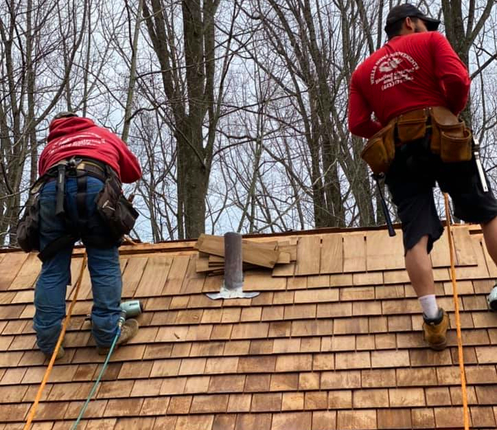 roofers annapolis cedar roofing shingles