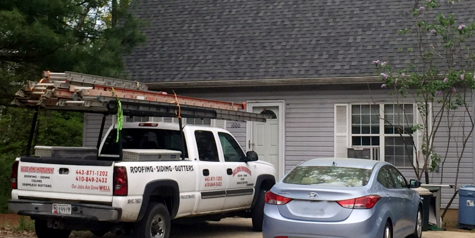 Roofers and Gutters in Easton, MD