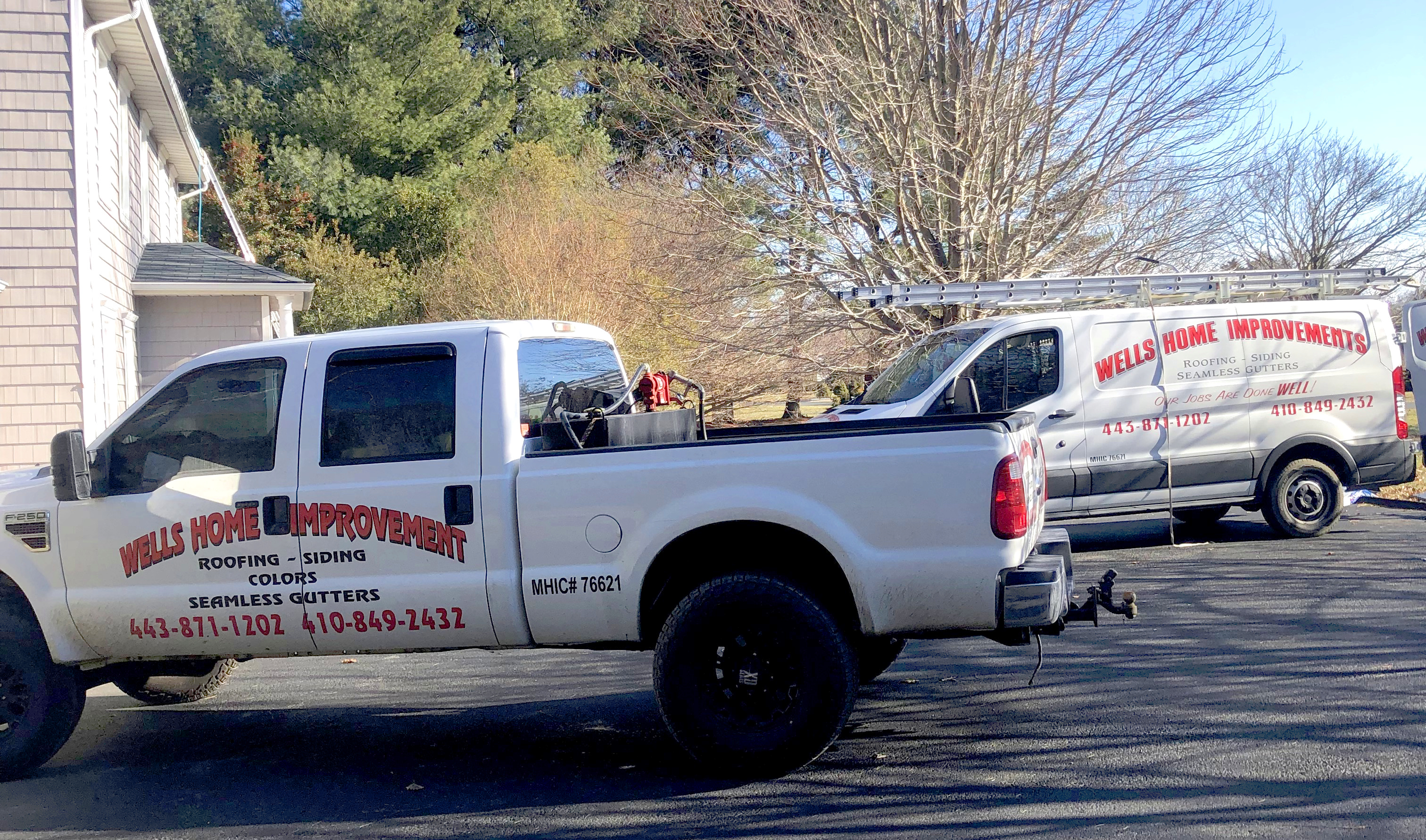 Roofers in Riviera Beach, MD 21122
