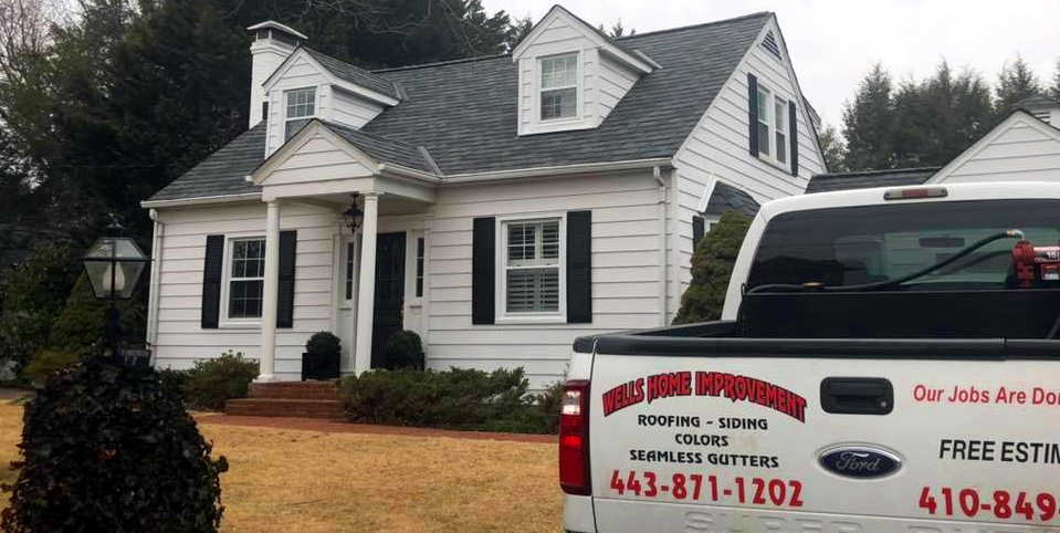Roofing and Gutters in Millersville, MD