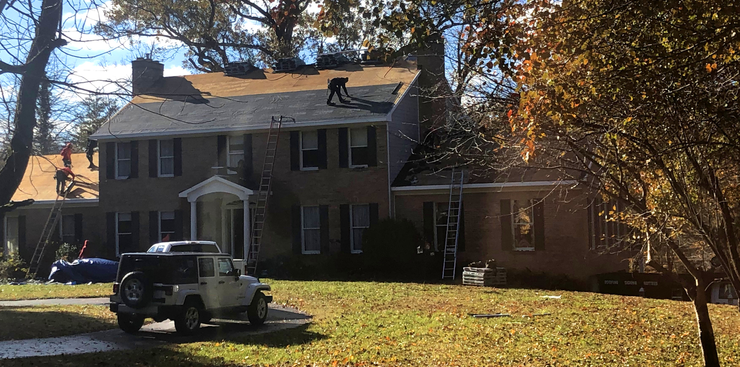 Scaggsville Roofers Repair and Replace