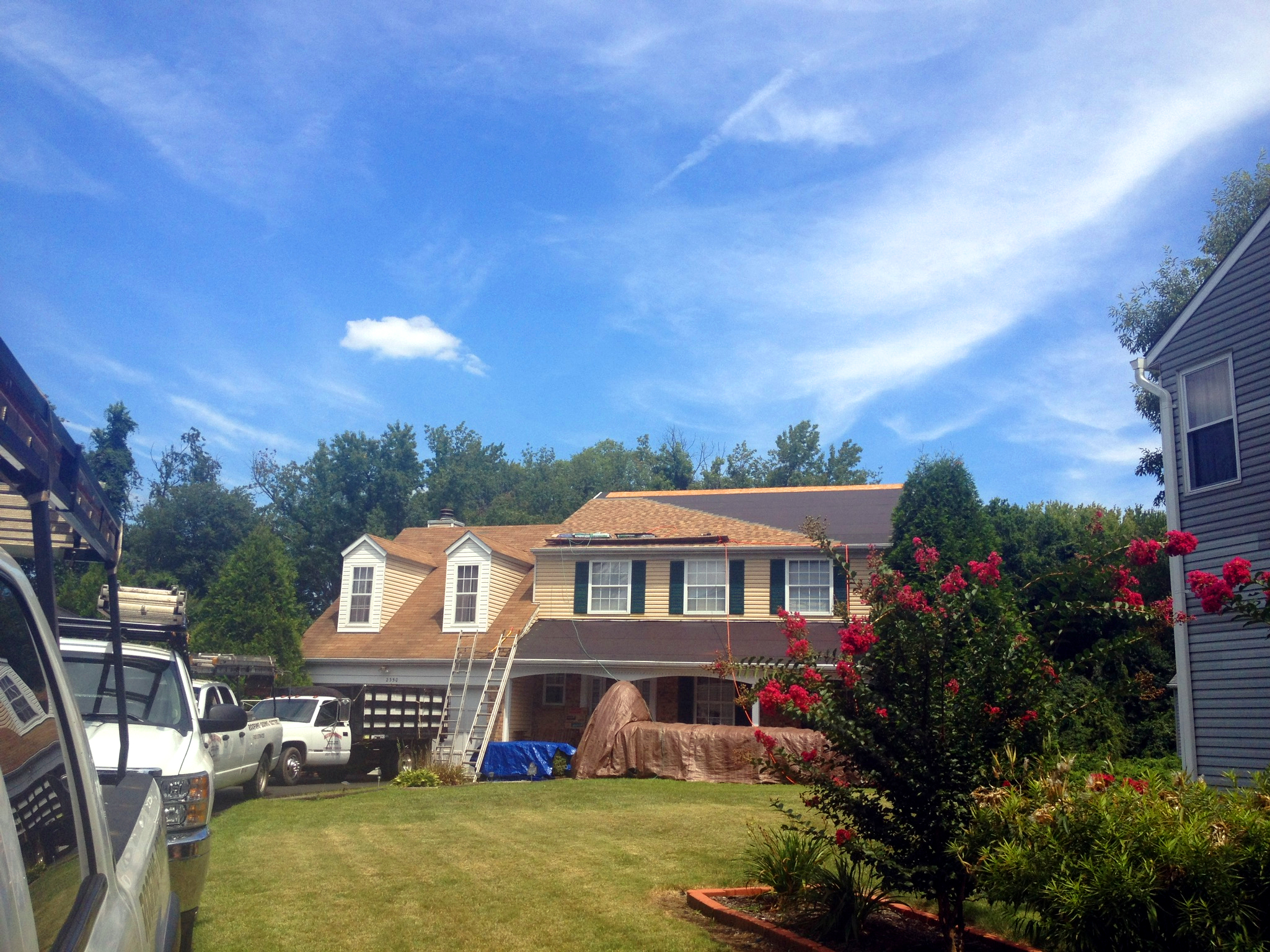 S.P. Roofers Commercial Residential