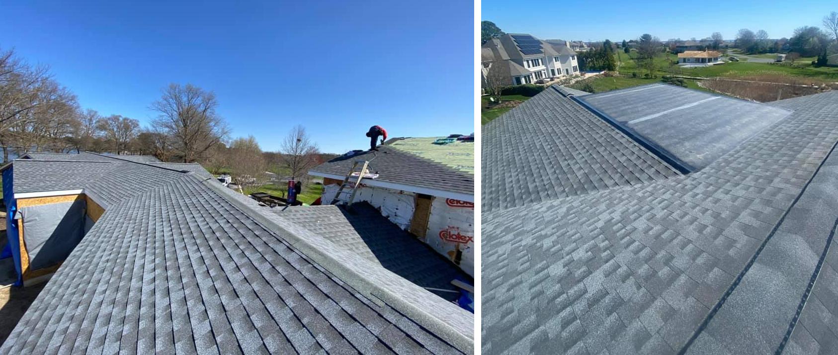 Stevensville Roofers 21666